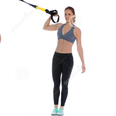 Trx Single Arm Bicep Curl