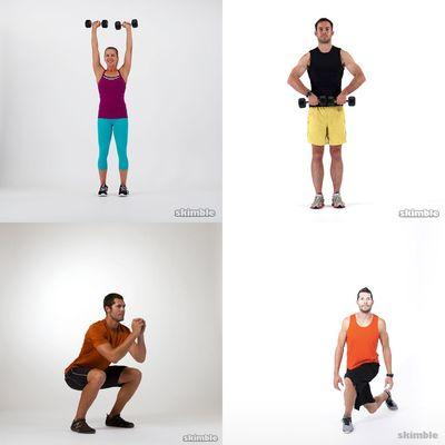 Evan Tough Workouts
