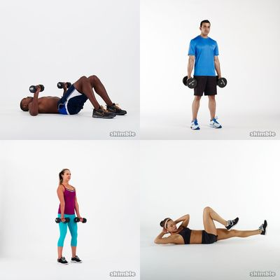 Bicep/Back workouts