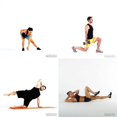 Asina's Workouts