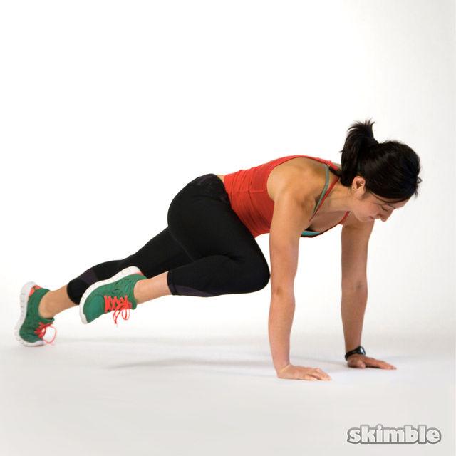 3 Min Core Challenge