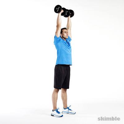 Entrenamiento para todo el cuerpo. Tronco y fuerza