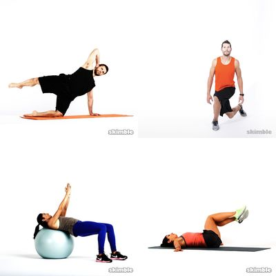 Toned Body Mission