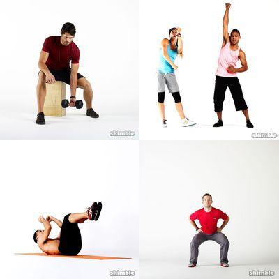 Beginner Exercises