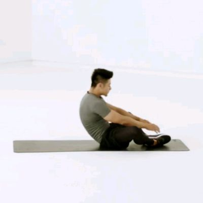 Slow Sit-up