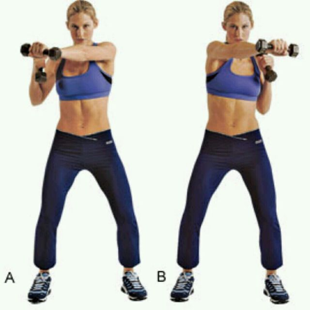 💪😛UPPER BODY Sculptor 💪😛 [Dumbbell Circuit] ⭐HS