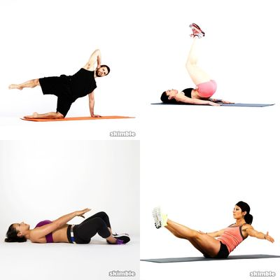 Mage och rygg