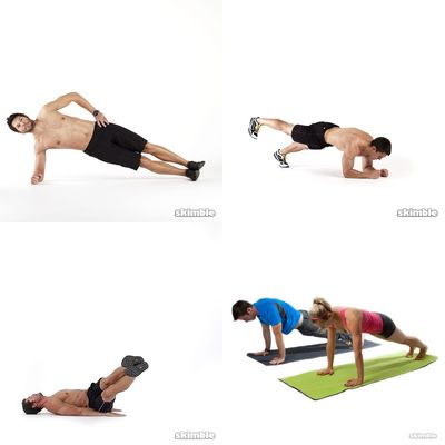 Weekly Wrkout Abs
