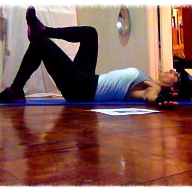 ACE inspired Core Stability and Mobility Training