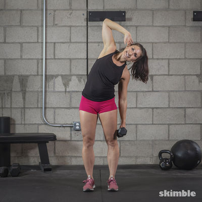 Dumbbell, Smart Moves