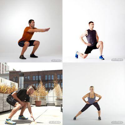 Super Workouts