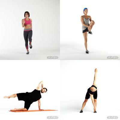 Nomal Workout