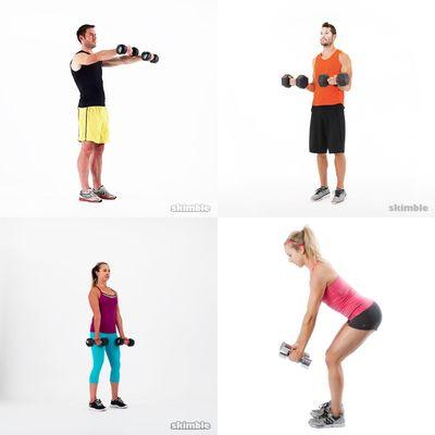 dunbell workout