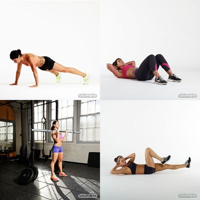 best arms workout