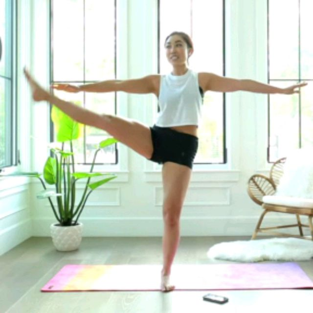 Blogilates Summer Sculpt - Lean, Long & Lifted From Head to Toes //Monday