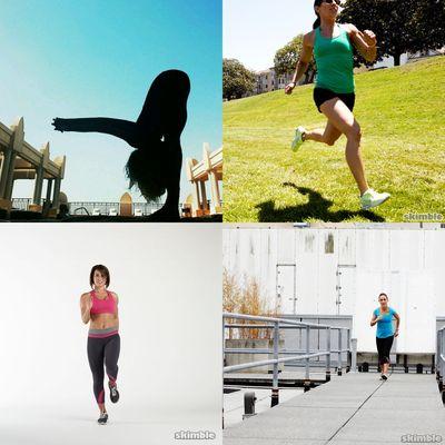 Begin to Jog/Run
