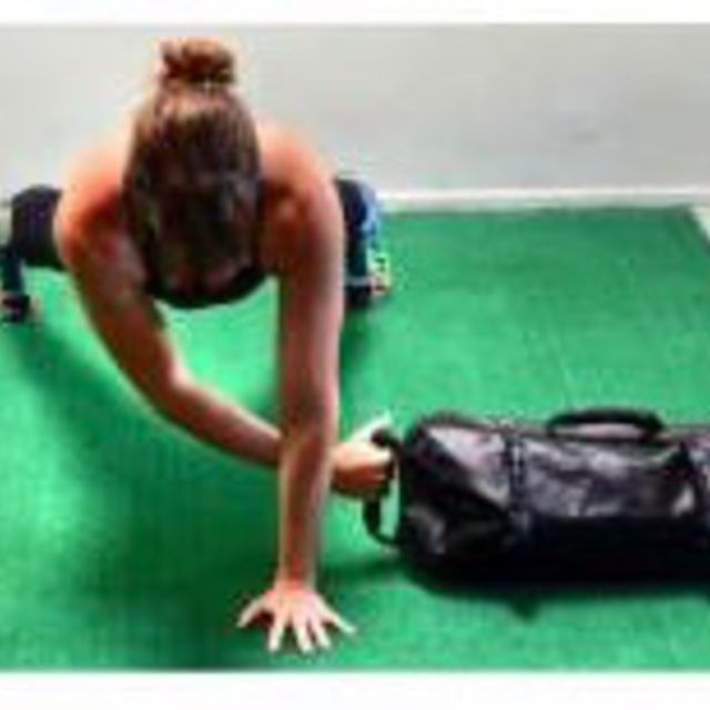 How to do: Bag Pull Throughs - Step 5