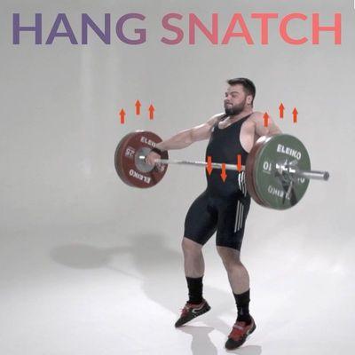 Full Hang Snatch