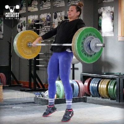 Belly bounce For Snatch