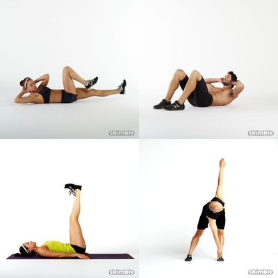 Full body workout