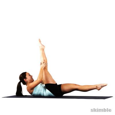 Fuerza troncal con pilates