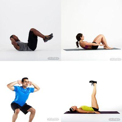 Ed workout