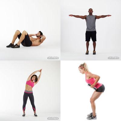 Quick Burst Workouts