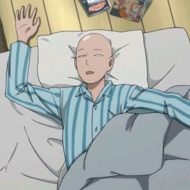 Saitama Workout Before And After - Rest Up Saitama Style - Exercise How-to - Workout Trainer ...