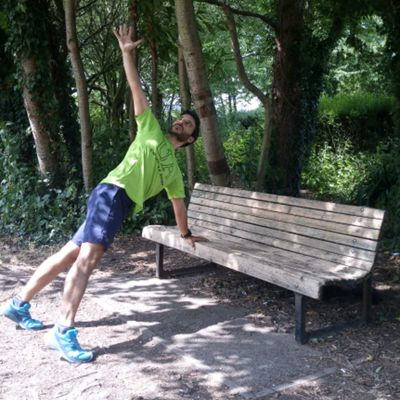 Back Extension In Bench