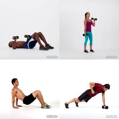Arm workouts *GG*