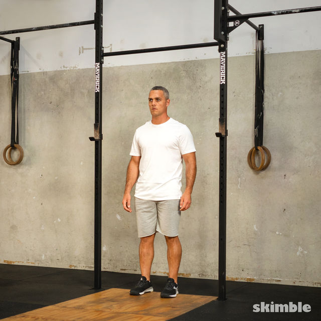 How to do: L Chin-Ups - Step 1