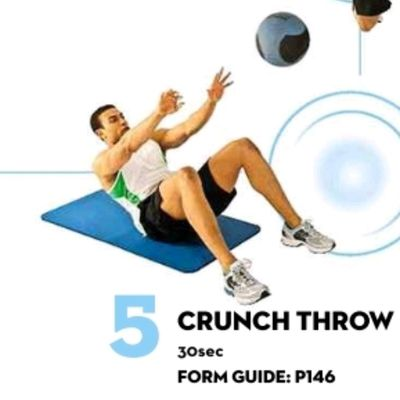 Crunch Throw