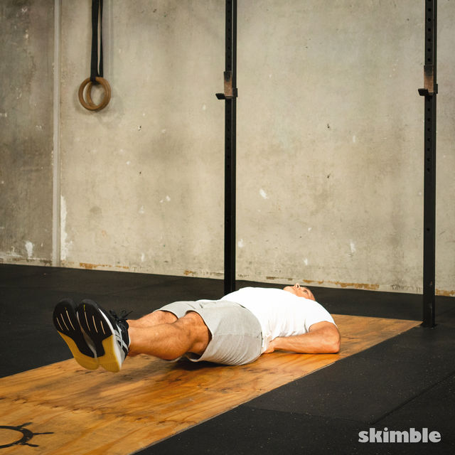 How to do: Split Abs - Step 4