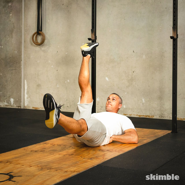How to do: Split Abs - Step 3