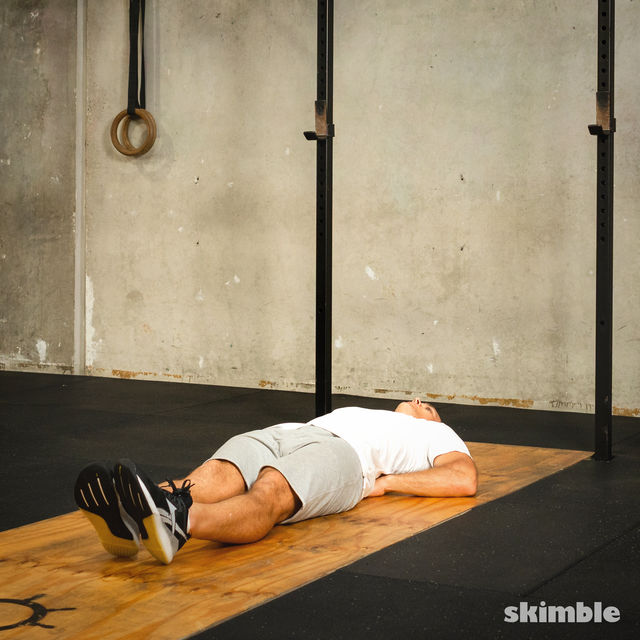 How to do: Split Abs - Step 1