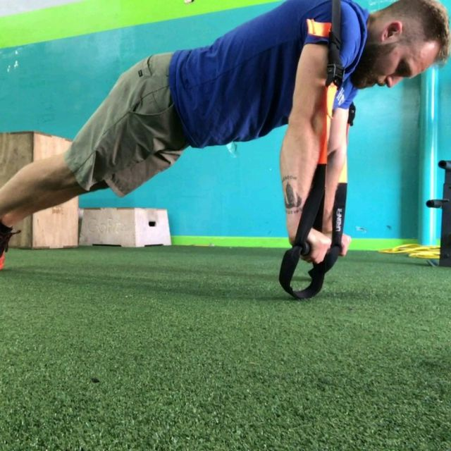 Kettlebell&Trx Core by Time