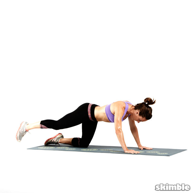 How to do: Glute Circles - Step 5