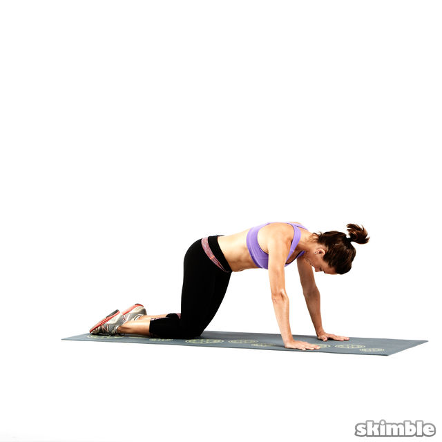 How to do: Glute Circles - Step 11