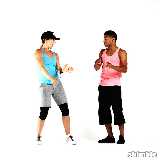 How to do: Freestyle Dancing - Step 1