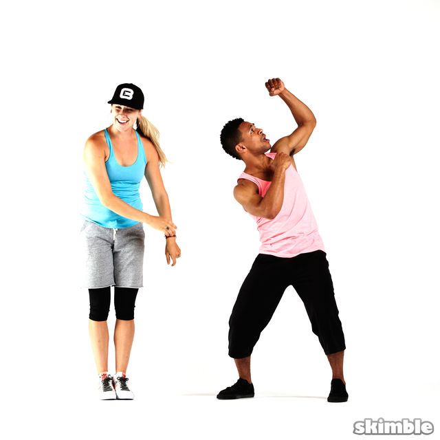 Freestyle Dancing - Exercise How-to - Workout Trainer by Skimble