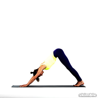 Maxim's Workout #7 / My Favorites Yoga Moves