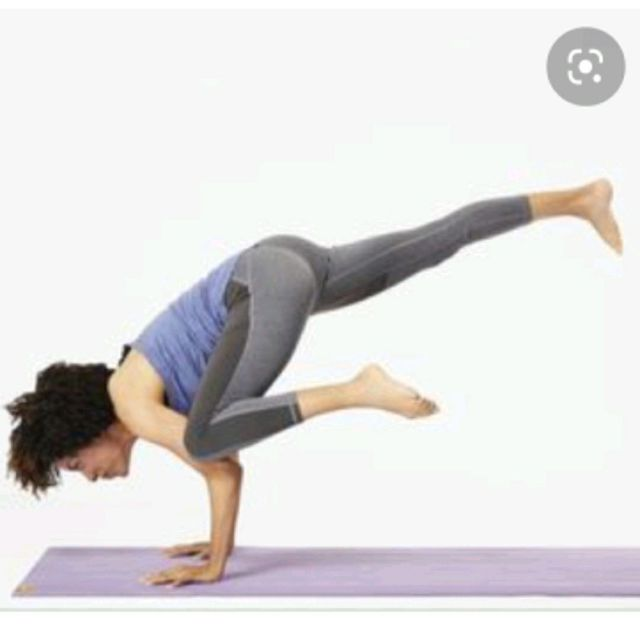 Hurdler Pose Eka Pada Koundinyasana Ii Exercise How To Workout Trainer By Skimble