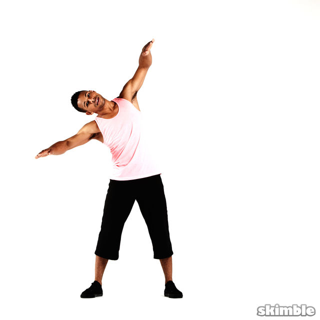 How to do: Arm Blades - Step 5