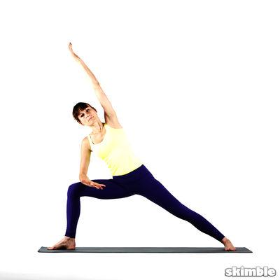 Modified Side Angle Pose