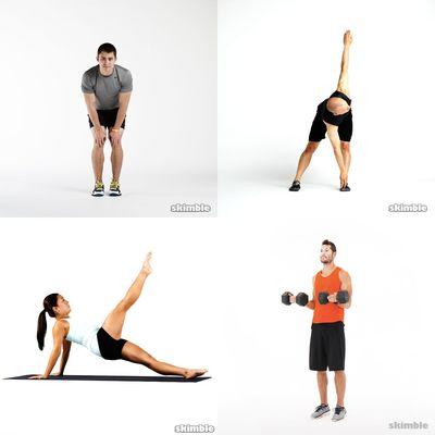 Workouts for Me
