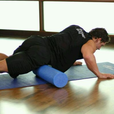 Hip Flexor Rolls