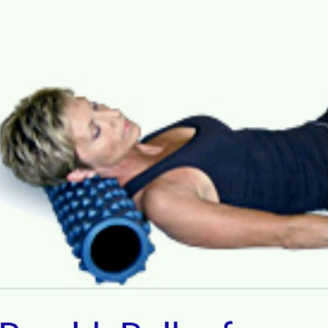 ROLLING With My FOAMIE •°⚬ !! {Neck/Back Relief By Foamroller} HS