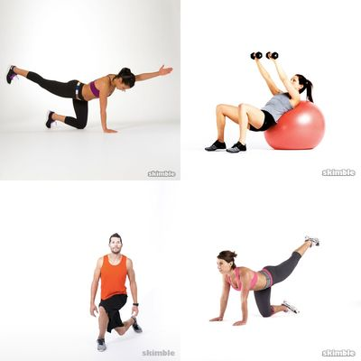 Workouts (Butt Specific)