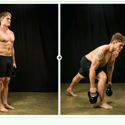 ANTERIOR Leaning Lunges X 8 - 10 Each Leg