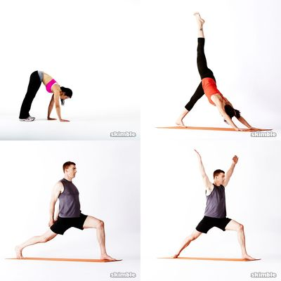 Yoga for Athletes 20+ min